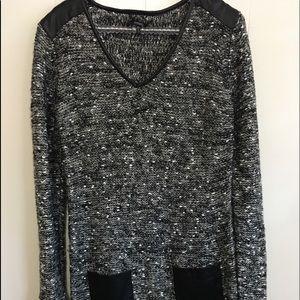 Buffalo sweater medium